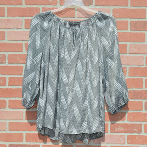 Fred David plus size top size 2x